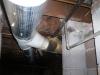 Asbestos pulp duct insulation