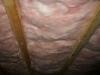 Common floor insulation - Fiberglass batting