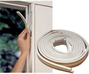 Do it yourself home energy audit a one stop guide eco for Window weather stripping