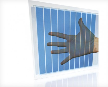 Tinted Energy Efficient Windows That Generate Electricity