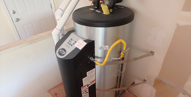 high efficient water heater