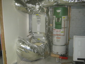 Combined Hydronic Air Handler Heating System 300x225 Heating  and Cooling Services