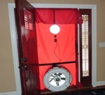resized blower door