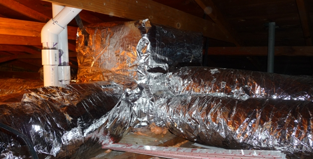 Proper Duct Insulation