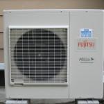 Fujitsu minisplit outdoor unit