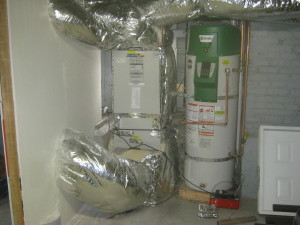 Combined-Hydronic-Air-Handler-Heating-System